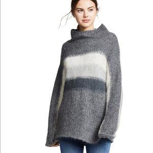 Rag & Bone Holland Funnel Neck Sweater M